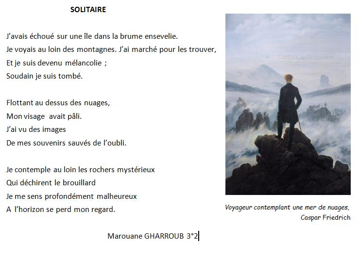 Marouane-Solitaire