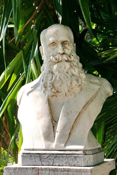 Buste d'André Capron
